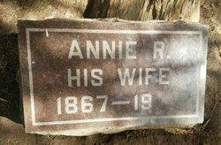 Annie R Smith