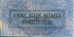 Jonny Allen Misaege