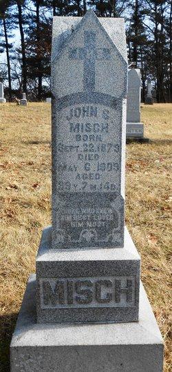 John S. Misch