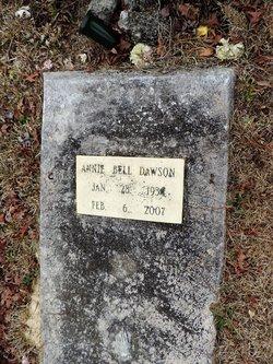 Annie Bell Dawson