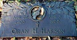 Oran H. Harson