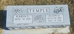 Allen G Temple