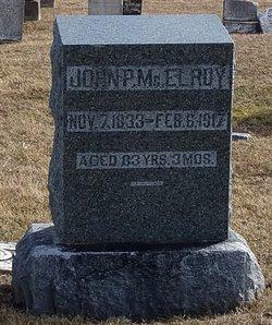 John P McElroy