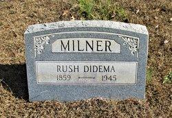 Rush Didema Milner