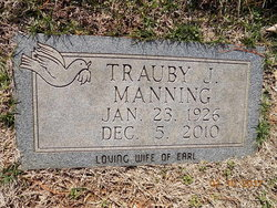 Trauby J Manning