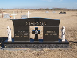 Bill D Simpson