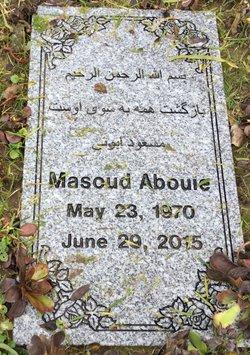 Masoud Abouie