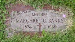 Margaret C Banks