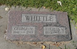 George V Whittle