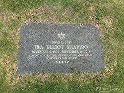 Ira Elliot Shapiro