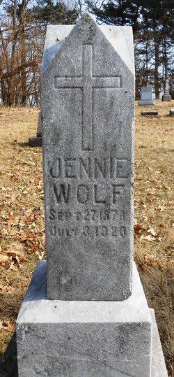 Jennie Wolf