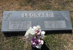 Johnnie Eldie Leonard