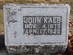 John Kalb