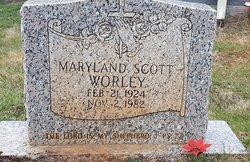 Maryland Worley