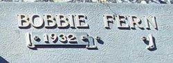 Bobbie Fern <I>Elmore</I> Allen