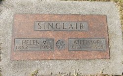Helen Morgan <I>Conwell</I> Sinclair