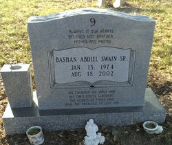 Bashan Abdiel Swain, Sr