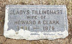 Gladys <I>Tillinghast</I> Clark