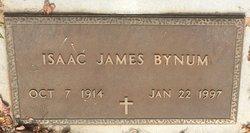 Isaac James Byrum