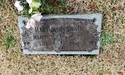 Mary D McSwain