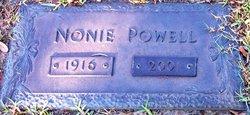 Nonie Powell