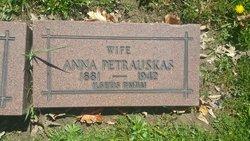 Anna <I>Gelgota</I> Petrauskas