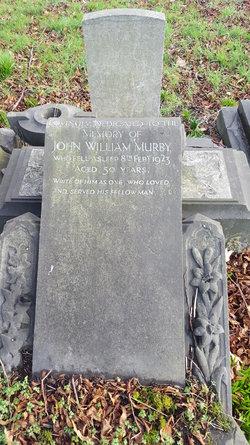 John William Murby