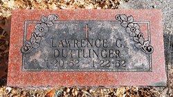 Lawrence G. Duttlinger