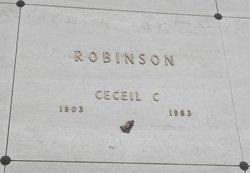 Ceceil C. Robinson