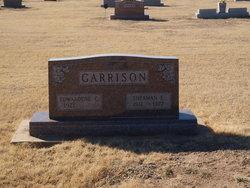 Sherman E Garrison