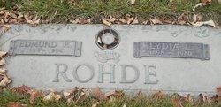 Lydia L. Rohde