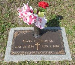 Mary L Thomas