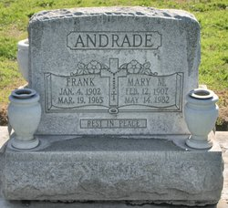 Mary M Andrade