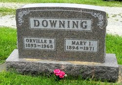 Orville R Downing