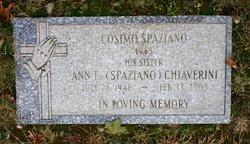 Ann I. <I>Spaziano</I> Chiaverini