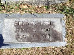 Edna C Lett
