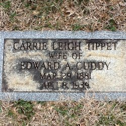 Carrie Leigh <I>Tippet</I> Cuddy