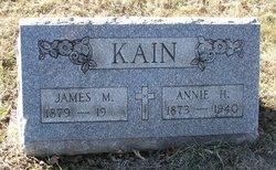 Annie Helena <I>Peifer</I> Kain