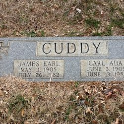 James Earl Cuddy