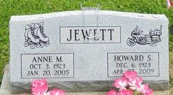 Anne M <I>Conner</I> Jewett
