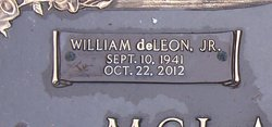 William DeLeon McLaughlin, Jr