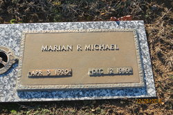 Marian R Michael
