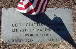 Cecil Clayton Warren