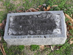 Thomas J Brown, Jr