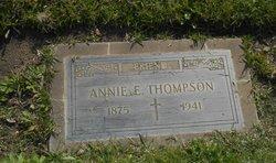 Annie E. Thompson