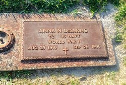 Anna Naoma <I>Dawson</I> DeSarno