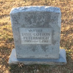 Dixie <I>Cotton</I> Puterbaugh