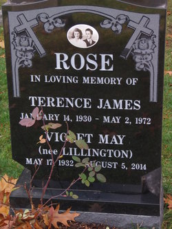 Terence James Rose