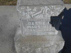 Bessie Marshall