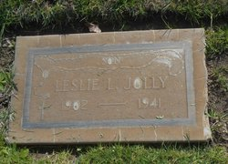 Leslie Lawrence Jolly